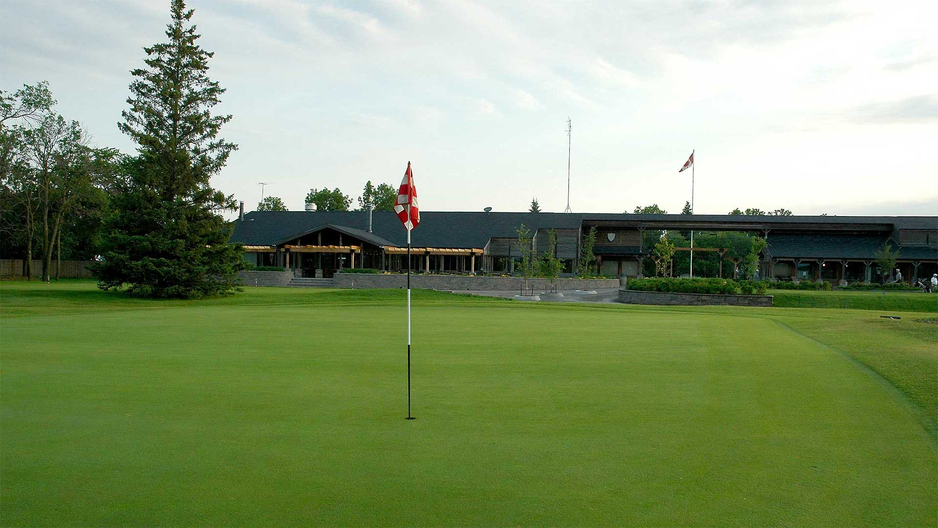 Breezy Bend Clubhouse
